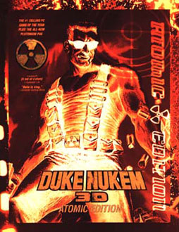 Portada de la descarga de Duke Nukem 3D: Atomic Edition