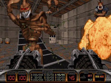Imagen de la descarga de Duke Nukem 3D: Atomic Edition