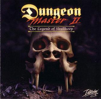 Portada de la descarga de Dungeon Master II: The Legend of Skullkeep