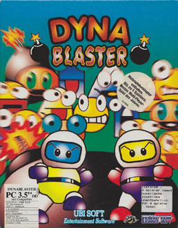 Juego online Dyna Blaster (PC)