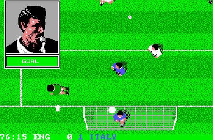Pantallazo del juego online England Championship Special (PC)