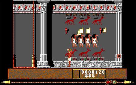 Pantallazo del juego online Eye of Horus (PC)