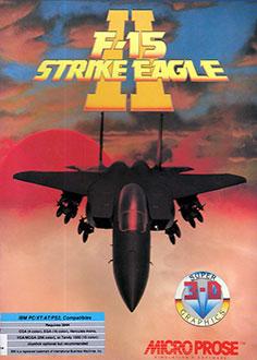 Juego online F-15 Strike Eagle II (PC)