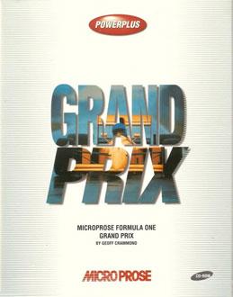 Carátula del juego Formula 1 Grand Prix (PC)