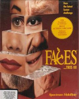 Carátula del juego Faces-Tris III (PC)