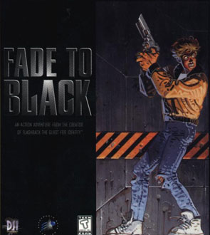 Portada de la descarga de Fade to Black