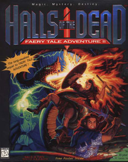 Portada de la descarga de Halls of the Dead: Faery Tale Adventures 2