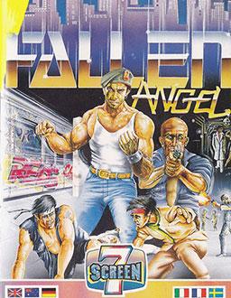 Portada de la descarga de Fallen Angel