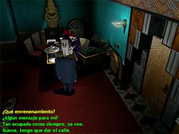 Imagen de la descarga de Grim Fandango