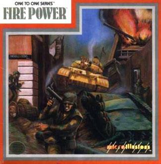 Portada de la descarga de Fire Power