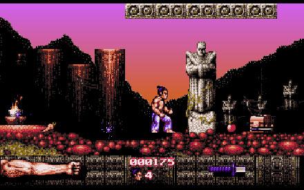 Pantallazo del juego online First Samurai (PC)