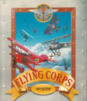 Portada de la descarga de Flying Corps