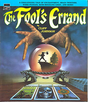 Carátula del juego The Fool's Errand (PC)