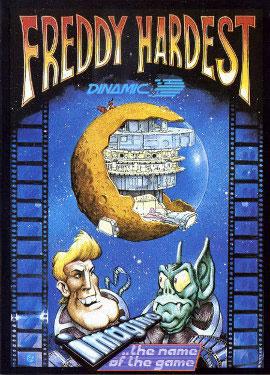 Carátula del juego Freddy Hardest (PC)
