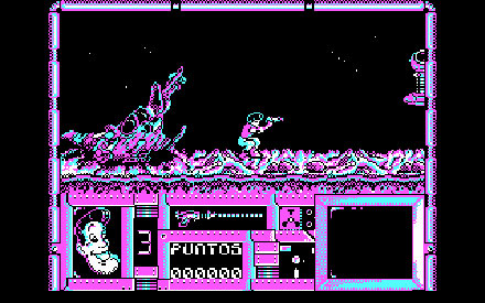 Pantallazo del juego online Freddy Hardest (PC)