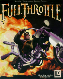 Carátula del juego Full Throttle (PC)