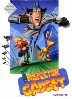 Carátula del juego Inspector Gadget Mission 1 - Global Terror (PC)