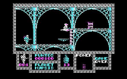 Imagen de la descarga de Game Over