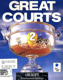 Carátula del juego Great Courts 2 (PC)