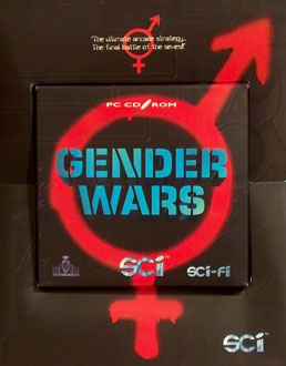 Portada de la descarga de Gender Wars