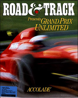 Juego online Road & Track Presents Grand Prix Unlimited (PC)