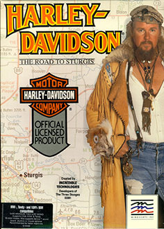 Juego online Harley-Davidson: The Road to Sturgis (PC)