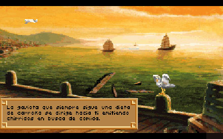 Pantallazo del juego online Heart of China (PC)