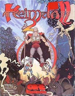 Carátula del juego Heimdall 2 (PC)
