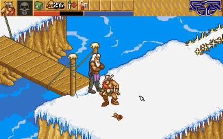 Pantallazo del juego online Heimdall 2 (PC)