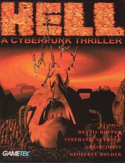 Carátula del juego Hell A Cyberpunk Thriller (PC)