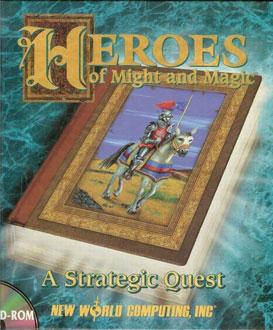 Portada de la descarga de Heroes of Might and Magic