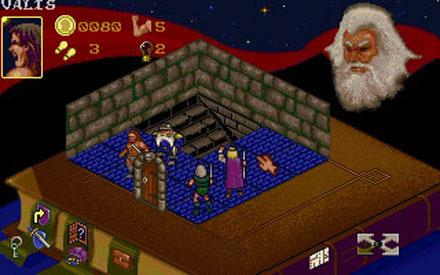 Pantallazo del juego online Hero Quest (PC)