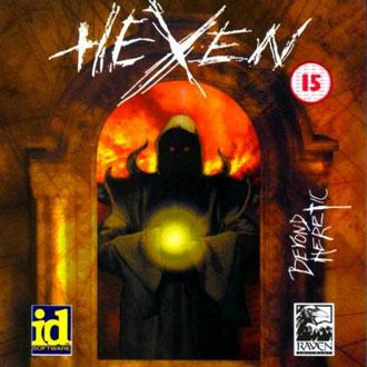 Carátula del juego Hexen (PC)