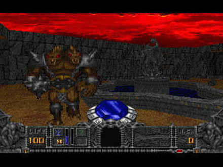 Pantallazo del juego online Hexen (PC)