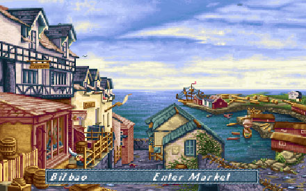 Pantallazo del juego online High Seas Trader (PC)