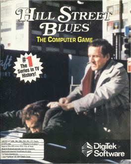 Portada de la descarga de Hill Street Blues