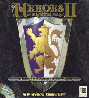 Portada de la descarga de Heroes of Might and Magic II: The Succession Wars