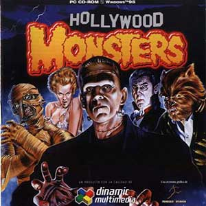 Portada de la descarga de Hollywood Monsters