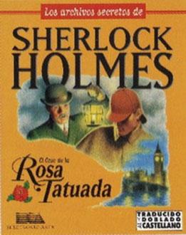 Carátula del juego Los Archivos secretos de Sherlock Holmes El caso de la Rosa tatuada (PC)