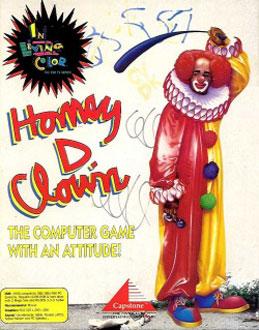 Carátula del juego Homey D Clown (PC)