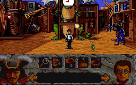 Pantallazo del juego online Hook (PC)