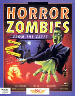 Portada de la descarga de Horror Zombies from the Crypt