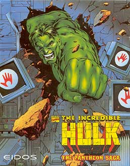 Juego online The Incredible Hulk: The Pantheon Saga (PC)