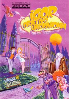 Carátula del juego Igor Objetivo Uikokahonia (PC)