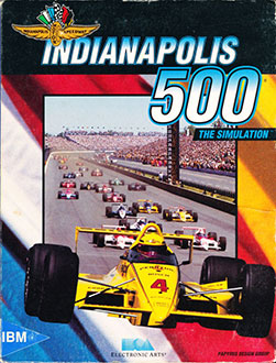 Juego online Indianapolis 500: The Simulation (PC)