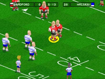 Imagen de la descarga de Super League Pro Rugby