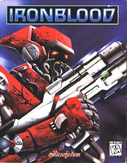 Carátula del juego Iron Blood (PC)