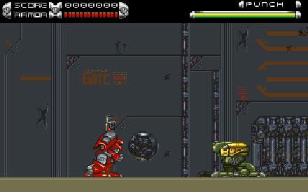 Pantallazo del juego online Iron Blood (PC)
