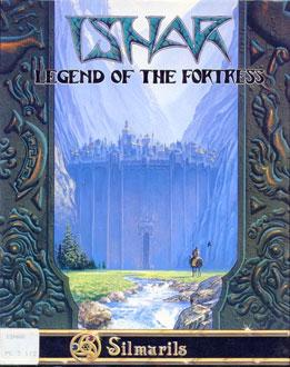 Carátula del juego Ishar - Legend of the Fortress (PC)