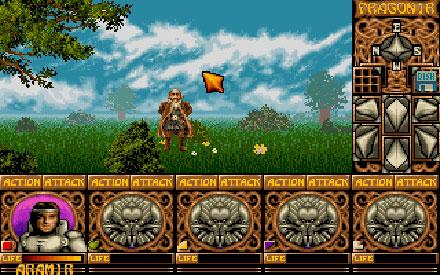 Imagen de la descarga de Ishar – Legend of the Fortress